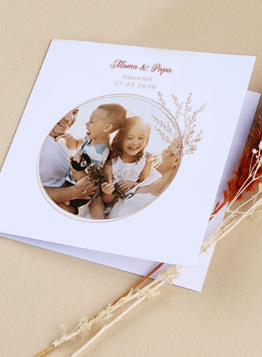 Hochzeitskarten